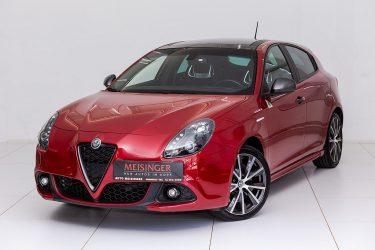 Alfa Romeo Giulietta Veloce 1.750 TBi TCT bei Auto Meisinger in