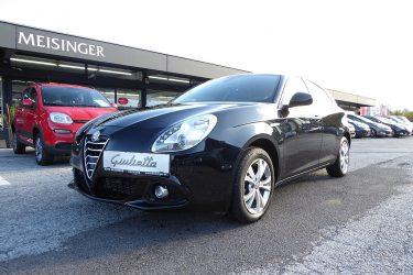 Alfa Romeo Giulietta Distinctive 1,4 TB bei Auto Meisinger in