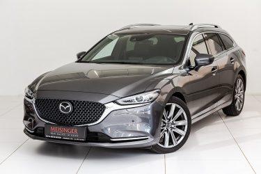 Mazda Mazda 6 Sport Combi CD184 Takumi Plus Aut. bei Auto Meisinger in