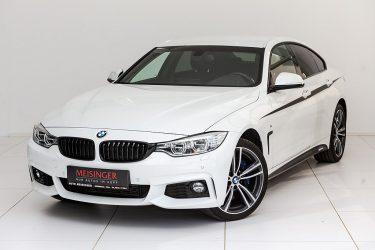 BMW 435d xDrive Gran Coupe M Sport Aut. bei Auto Meisinger in