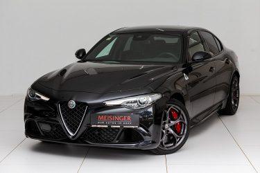 Alfa Romeo Giulia Quadrifoglio 2,9 Alfa 510 ATX RWD bei Auto Meisinger in