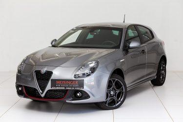 Alfa Romeo Giulietta 1,4 TB Sport bei Auto Meisinger in