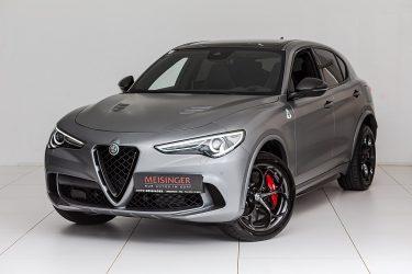 Alfa Romeo Stelvio Quadrifoglio Nürburgring Edition 17/108 bei Auto Meisinger in