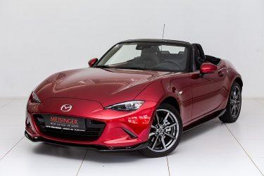 Mazda MX-5 Soft Top G184 Revolution Top bei Auto Meisinger in