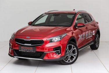 KIA Xceed 1,4 TGDI GPF First Yellow bei Auto Meisinger in