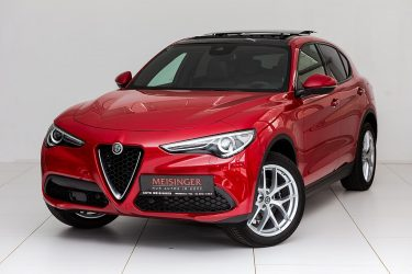 Alfa Romeo Stelvio Super 2,0 ATX AWD bei Auto Meisinger in