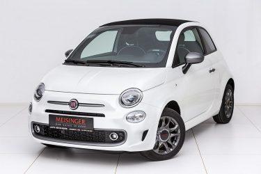 Fiat 500C 1,2 Fire 70 Sport Dualogic Aut. bei Auto Meisinger in