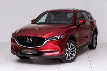 Mazda CX-5 CD184 AWD Takumi Plus Aut. bei Auto Meisinger in