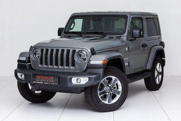 Jeep Wrangler Sahara 2,0 GME Aut. bei Auto Meisinger in