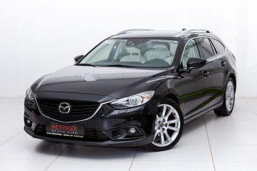 Mazda Mazda 6 Sport Combi CD175 Revolution SD Aut. bei Auto Meisinger in