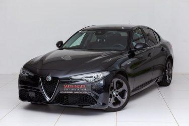 Alfa Romeo Giulia Veloce 2,0 280 AT AWD bei Auto Meisinger in