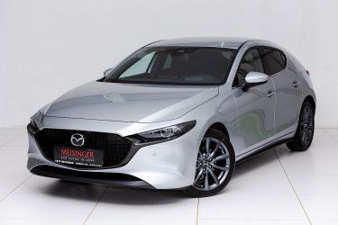 Mazda Mazda 3 Skyactiv G122 Comfort+/SO/ST bei Auto Meisinger in