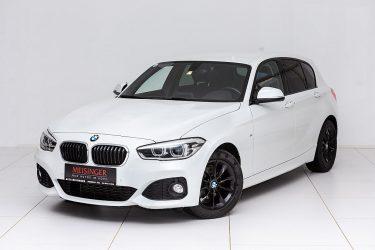 BMW 116i M Sport bei Auto Meisinger in