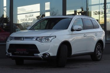 Mitsubishi Outlander 2,2 DI-D Instyle Aut. bei Auto Meisinger in