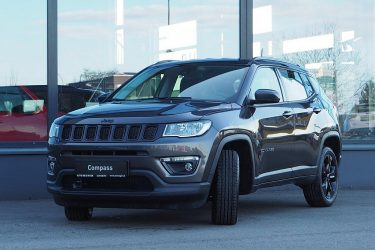 Jeep Compass 2,0 MultiJet AWD 9AT 140 Night Eagle bei Auto Meisinger in