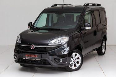 Fiat Doblo 1,6 MultiJet 95 Lounge Start&Stop bei Auto Meisinger in