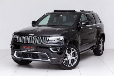 Jeep Grand Cherokee 3,0 V6 CRD Overland bei Auto Meisinger in