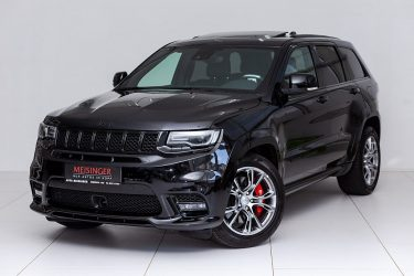 Jeep Grand Cherokee 6,4 V8 HEMI SRT bei Auto Meisinger in