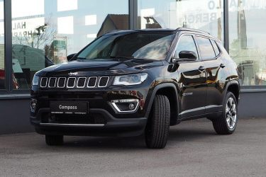 Jeep Compass 2,0 MultiJet AWD 6MT 140 Limited bei Auto Meisinger in