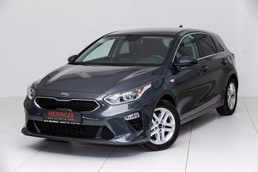 KIA ceed 1,4 MPI Silber bei Auto Meisinger in