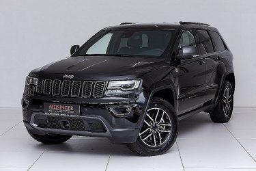 Jeep Grand Cherokee 3,0 V6 CRD Trailhawk bei Auto Meisinger in