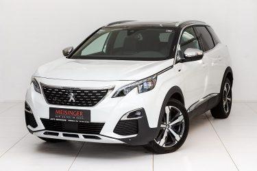 Peugeot 3008 2,0 BlueHDi 180 S&S EAT8 GT bei Auto Meisinger in