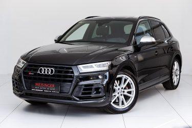 Audi SQ5 3,0 TFSI quattro S-tronic bei Auto Meisinger in
