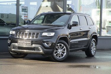 Jeep Grand Cherokee 3,0 V6 CRD Limited bei Auto Meisinger in