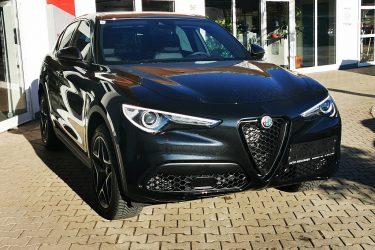 Alfa Romeo Stelvio Ti 2,0 ATX AWD bei Auto Meisinger in