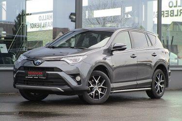 Toyota RAV4 2,5 Hybrid Lounge 4WD Aut. bei Auto Meisinger in