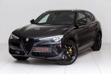 Alfa Romeo Stelvio Veloce 2,2 16V 210 AT8 Q4 bei Auto Meisinger in