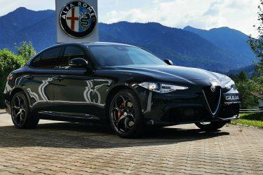 Alfa Romeo Giulia Veloce 2,0 280 ATX AWD bei Auto Meisinger in