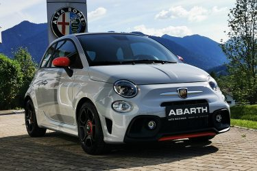 Abarth Abarth 595C Pista 165 bei Auto Meisinger in