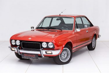 Fiat 124 Coupè 1600 Oldtimer*Klasse 1 -*Top Zustand* bei Auto Meisinger in