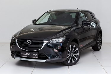 Mazda CX-3 G121 Takumi bei Auto Meisinger in