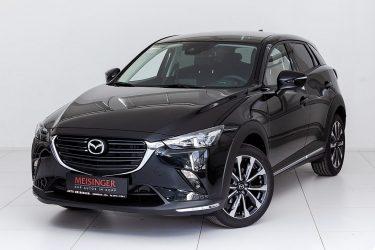 Mazda CX-3 G150 AWD Revolution bei Auto Meisinger in