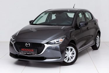Mazda Mazda 2 G75 Life bei Auto Meisinger in