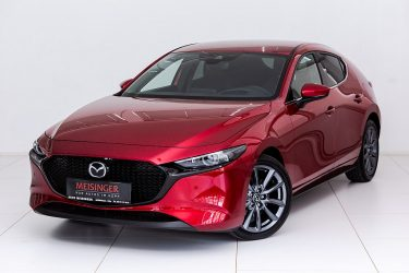 Mazda Mazda 3 Skyactiv-G122 Comfort+ /SO/ST bei Auto Meisinger in