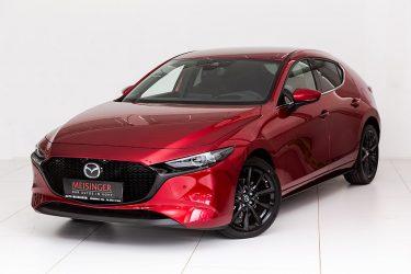 Mazda Mazda 3 Skyactiv-X180 AWD GT+ bei Auto Meisinger in