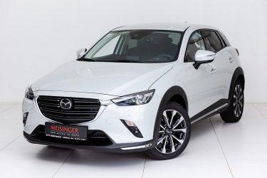Mazda CX-3 G150 AWD Revolution Top Aut. bei Auto Meisinger in