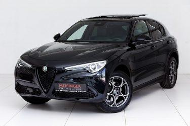 Alfa Romeo Stelvio Sprint 2,0 16V 200 AT8 Q4 bei Auto Meisinger in