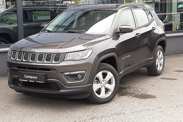 Jeep Compass 2,0 MultiJet AWD 9AT 140 Longitude bei Auto Meisinger in