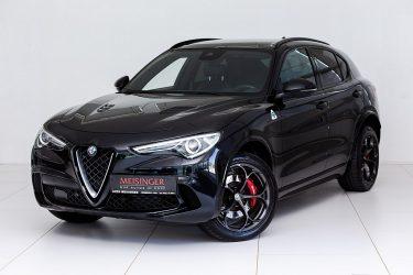 Alfa Romeo Stelvio Quadrifoglio 2,9 V6 ATX AWD bei Auto Meisinger in