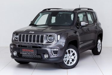 Jeep Renegade 2,0 MultiJet II 140 Limited AWD Aut. bei Auto Meisinger in