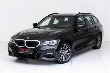 BMW 320d xDrive M-Paket Touring Aut. bei Auto Meisinger in