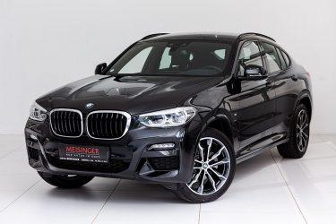 BMW X4 xDrive 20d M-Paket Aut. bei Auto Meisinger in