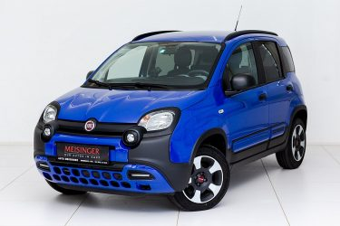 Fiat Panda 1,2 70 City Cross bei Auto Meisinger in