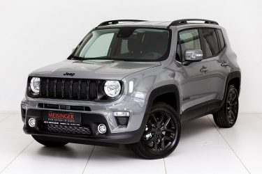 Jeep Renegade 2,0 MultiJet II 140 Night Eagle AWD bei Auto Meisinger in