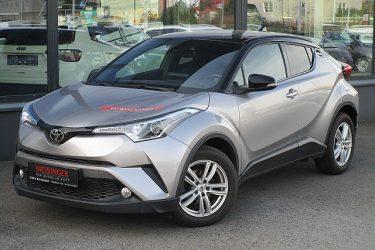 Toyota C-HR 1,2T C-ULT bei Auto Meisinger in