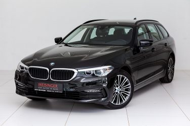 BMW 520d xDrive Touring Aut. bei Auto Meisinger in